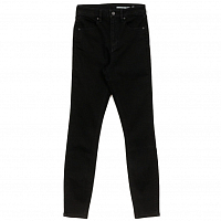 Volcom LIBERATOR HIGH RISE PREMIUM WASH BLACK