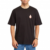 Volcom PRETTY STONED RLX SS BLACK