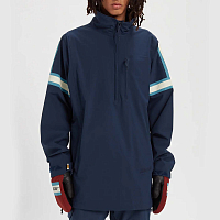 Burton M RETRO ANRK DRESS BLUE