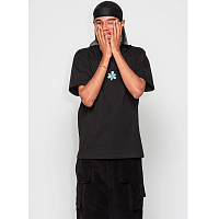 PERKS AND MINI U.G. GESTURE SS TEE BLACK