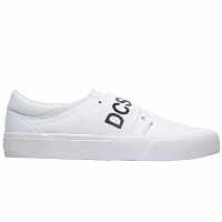 DC Trase TX SP M Shoe WHITE/BLACK