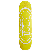 Real Skateboards BRD FLORAL RENEWAL II 7,75