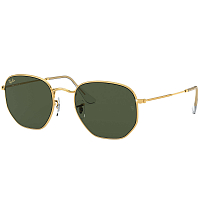 Ray Ban 0RB3548 GOLD LEGEND/GREEN