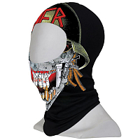 686 GRANITE BALACLAVA SLAYER BLACK
