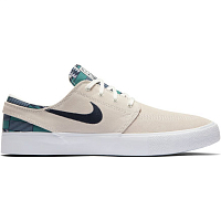 Nike SB ZOOM JANOSKI RM PRM SUMMIT WHITE/OBSIDIAN-MULTI-COLOR