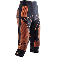 X-Bionic XB Junior En_accumulator UW Pants Medium BLACK/ORANGE