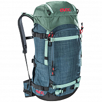 Evoc PATROL 40L HEATHER SLATE/OLIVE