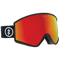 Electric KLEVELAND MATTE BLACK/BROSE/RED CHROME + BL