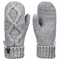 Roxy WINTER MITTENS J MTTN HEATHER GREY
