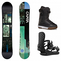 Capita M ALL-MOUNTAIN PACKAGE 4 0