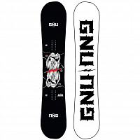GNU RIDERS CHOICE 157,5