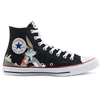 Converse CTAS HI BLACK/MULTI/WHITE