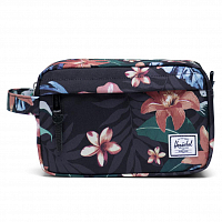Herschel CHAPTER SUMMER FLORAL BLACK