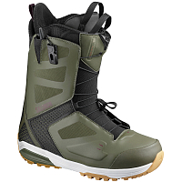 Salomon DIALOGUE WIDE JP DARK OLIVE/FIG/BLACK