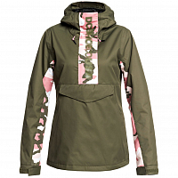 DC ENVY ANORAK J SNJT OLIVE NIGHT