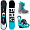 Burton K ALL-MOUNTAIN PACKAGE 0