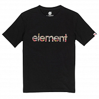 Element ORIGINS SS BOY FLINT BLACK