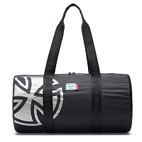 Herschel PACKABLE DUFFLE Black2