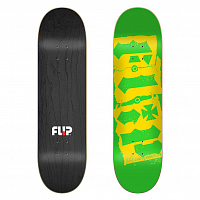 Flip TEAM DESTROYER DECK GREEN