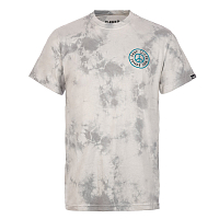 Planks Peace Short Sleeve T-shirt TIE-DYE (LIGHT)