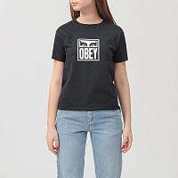 OBEY OBEY EYES ICON BLACK