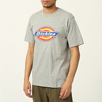 Dickies HORSESHOE TEE Grey Melange