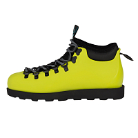 Native FITZSIMMONS CITYLITE SAFETY YELLOW/ JIFFY BLACK
