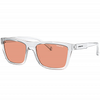 Arnette 0AN4262 CYRSTAL TRANSPARENT/ORANGE MIRROR RED