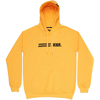 Planks Skier Hood SUNSET YELLOW