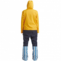 Airblaster W'S STRETCH FREEDOM SUIT SUNGOLD STRIPE
