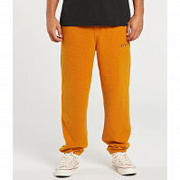 Volcom HEVER FLEECE PANT Inca Gold