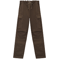 ORSLOW EASY CARGO PANTS Olive Drab