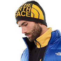 The North Face RVSBL TNF BANNER BNE TNFBLK/YL (HY0)