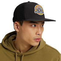 Burton MARBLE HEAD CAP TRUE BLACK