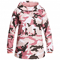 DC SALEM J OTLR DUSTY ROSE WMN VINTAGE CAMO