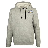 Hurley M SURF CHECK ALL DAY PULLOVER DK GREY HEATHER