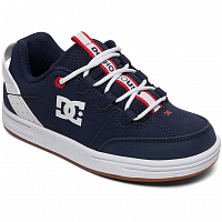 DC SYNTAX B SHOE NAVY/RED