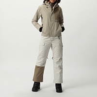Airblaster W'S INSULATED FREEDOM SUIT SAND