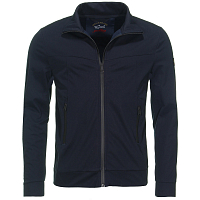 PAUL AND SHARK SOFTSHELL JACKET BLUE