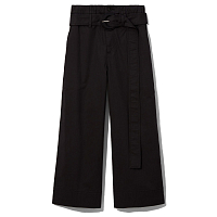 Proenza Schouler White Label Paper BAG Pant BLACK