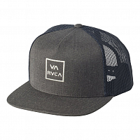 RVCA VA ALL THE WAY TRUCK CHARCOAL GREY
