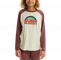 Burton KIDS TECH TEE ROSE BROWN