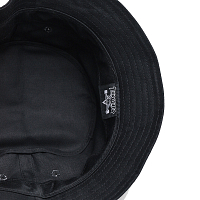 Thrasher GODZILLA BUCKET HAT BLACK