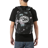 Vans OLD SKOOL III BACKPACK BLACK TIE DYE