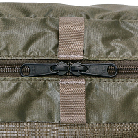 PORTER YOSHIDA SNACK PACK POUCH(M)-90 Olive Drab