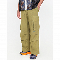 STORY mfg Peace Pants KHAKI OVERDYE
