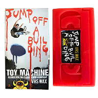 Toy Machine WAX JUMP OFF A BUILDING ASSORTED